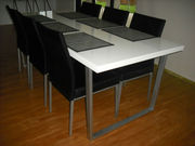 Dining table and 6 chairs Beerwah