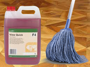The Use and Utilization of Hard Floor Cleaning Chemicals