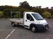 2009 Fiat FIAT Ducato 2009 cab chassis 6 speed manual alloy