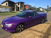 Holden Only 136500 miles
