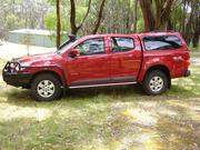 2012 Holden Colorado Holden Colorado RG  2012   2.8L 4 mths reg &