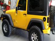 jeep wrangler 2007 Jeep Wrangler Sport Manual 4x4