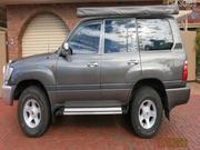 2002 Toyota 2002 Toyota Landcruiser GXL Auto 4x4