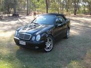 Mercedes-benz 2002 2002 Mercedes-Benz CLK320 Elegance Auto
