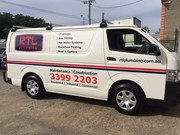 Trusted Home & Commercial Plumbing Services - RTL Plumbing