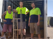 Reliable Removalist Sunshine Coast Queensland.