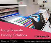 Large Format Printing Services Brisbane - Crystal Print Media