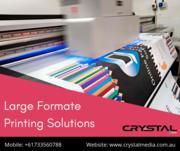 Large Format Printing Services Brisbane - Crystal Print Media