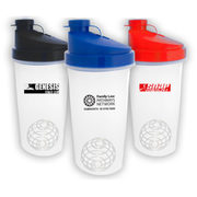 Custom Printed 700ML PROTEIN SHAKER WITH MIXER BALL at Australia