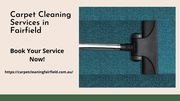 Best Carpet Cleaning Fairfield,  NSW | Carpet Cleaners Fairfield