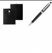An Ipad Pouch Partner And A Ballpoint Pen Pad - Custom Carry Cases