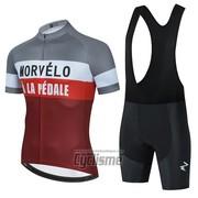 Buy cheap cycling jersey suit Morvelo