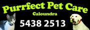 Purrfect Pet Care Caloundra