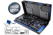 PIONEER DJM 400 / PIONEER CDJ 400 - CDJ PACKAGE +FLIGHTCASE (LTD EDIT